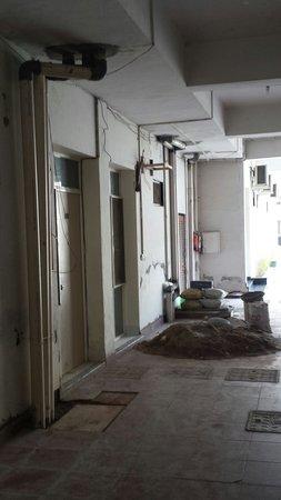 Grand Hotel Agra: Horrible
