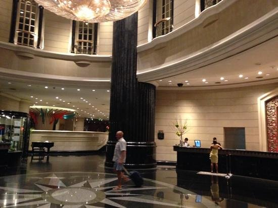 Renaissance Kuala Lumpur Hotel: sadly departing our stay of 2 nights