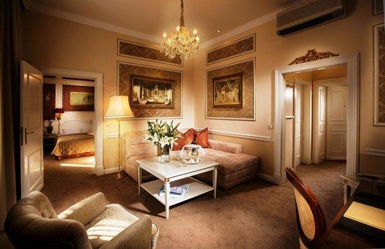 Bristol Hotel Salzburg: Suite