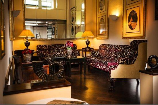 Bristol Hotel Salzburg : Sketch Lounge