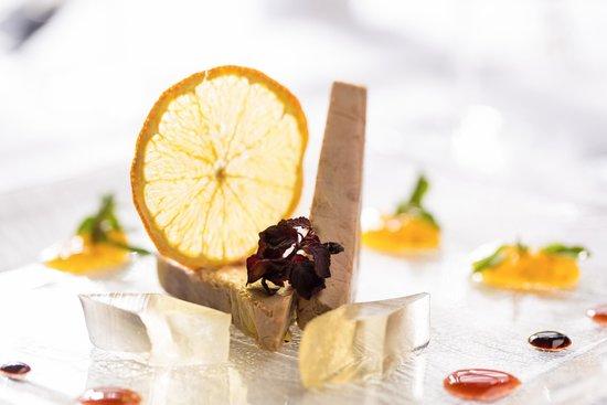 Bristol Hotel Salzburg: Dessert
