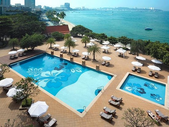Dusit Thani Pattaya: Chaba Pool