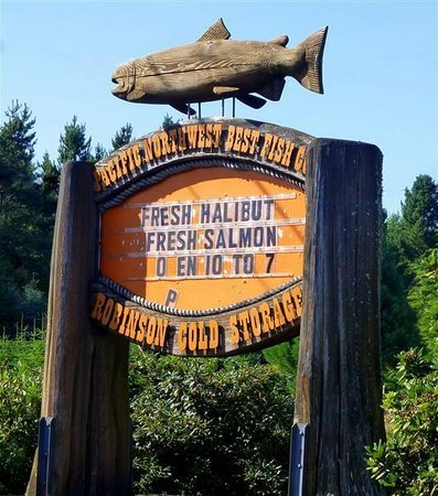Pacific Northwest Best Fish Co: Sign