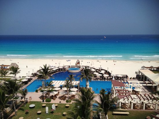 Marriott Cancun Resort : View from Room 5053