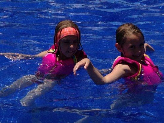 Dreams Tulum Resort & Spa: le swim