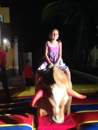 Dreams Tulum Resort & Spa: that's just bull