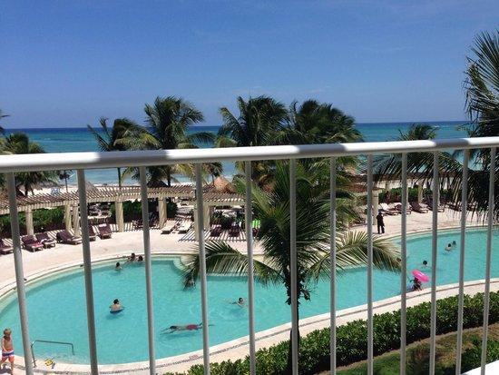 Dreams Tulum Resort & Spa : le pool