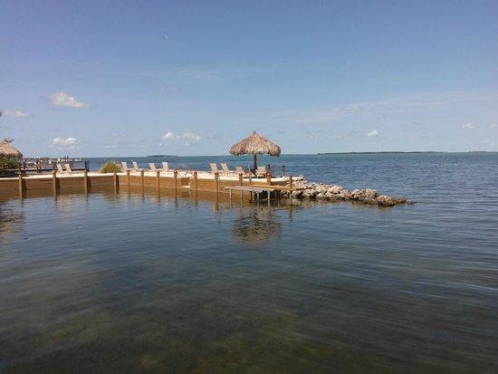 Rock Reef Resort: Beautiful location