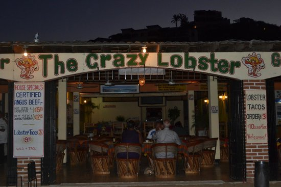 The Crazy Lobster Bar & Grill
