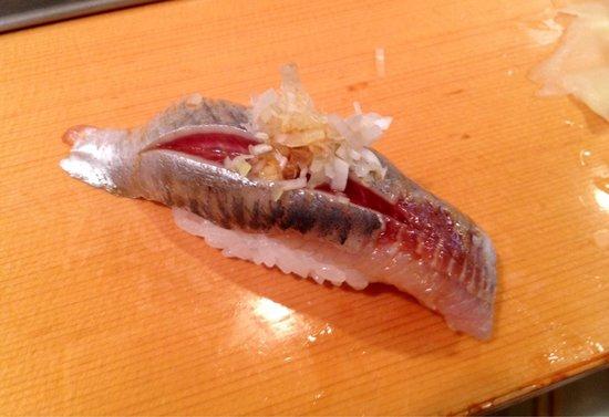 Sushidai: Sardine