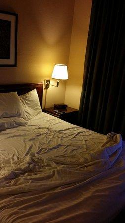 Habitat Suites Hotel: King size bed, great matress!!!!