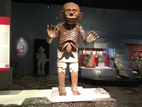 Museo del Templo Mayor: museum exhibit