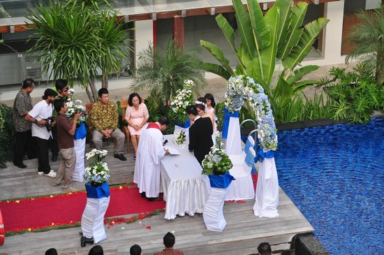 Taksu Sanur Hotel: A Wedding at Taksu Sanur