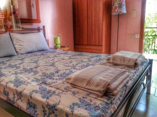 Kakovatos, Grecja: Υπνοδωμάτιο