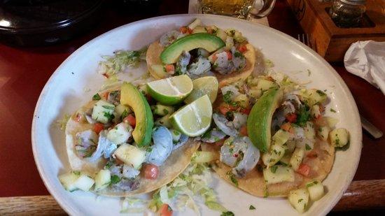 Jalisco's Mexican Restaurant No. 1: Gamberi