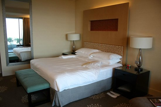 Marina Bay Sands: Guest Room at MBS
