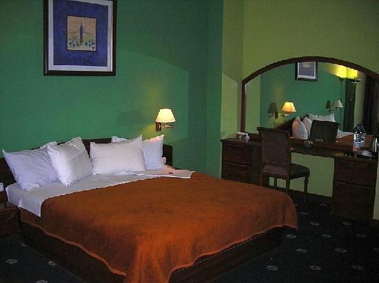 Ararat hotel: My room
