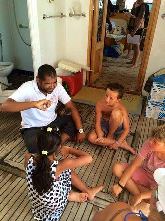New Son Bijou Diving Center: Bubble Maker Course
