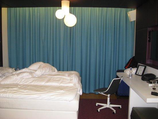 Radisson Blu Plaza Hotel, Helsinki: our room
