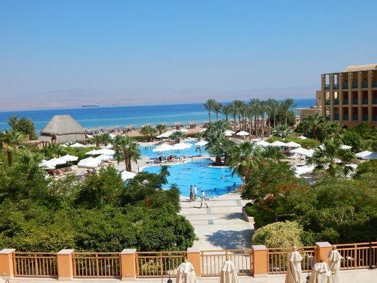Strand Beach and Golf Resort Taba Heights : Территория отеля