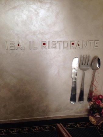Hotel Aristeo: Il ristorante.