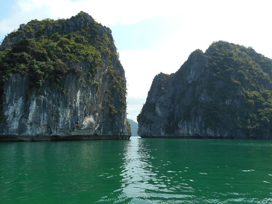 Halong Emotion Cruises Private Charter: View