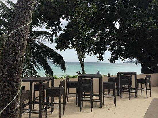 Berjaya Beau Vallon Bay Resort & Casino - Seychelles : View from the pizzeria