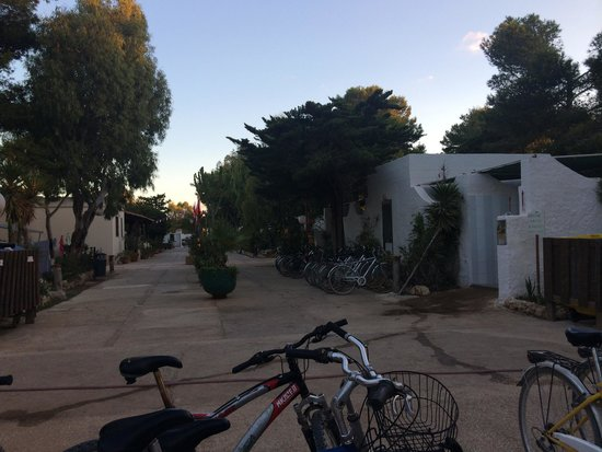 Villaggio Egad: Viale