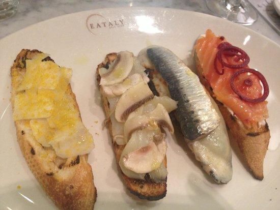 Eataly: Fish