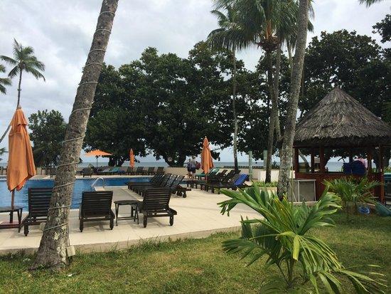 Berjaya Beau Vallon Bay Resort & Casino - Seychelles : Pool area