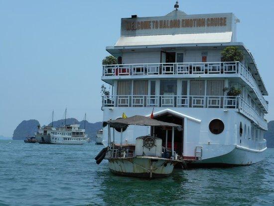 Halong Emotion Cruises Private Charter: Emotion Cruise