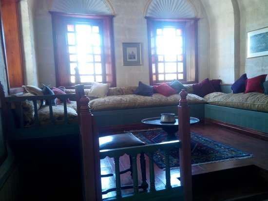 Gul Konaklari - Sinasos Rose Mansions: başoda