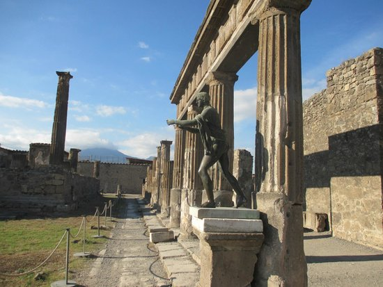 Scavi di Pompei: Temple of Apollo