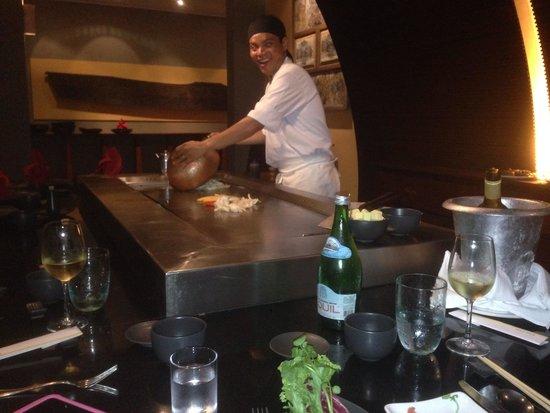 Maya Ubud Resort & Spa: Chef