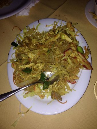 Empire Of The Sun (Chinese and Thai) : Singapore chow mein