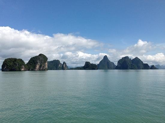 Two Sea Tour : Baie de Phang Nga