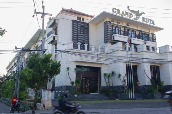 Grand Kuta Hotel Picture Of Grand Kuta Legian Tripadvisor