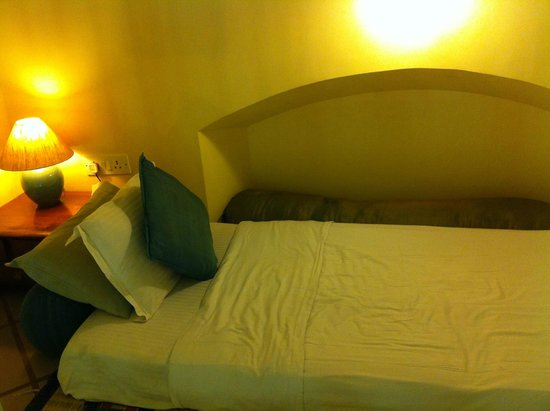 Hotel Du Parc: The cosy duplex