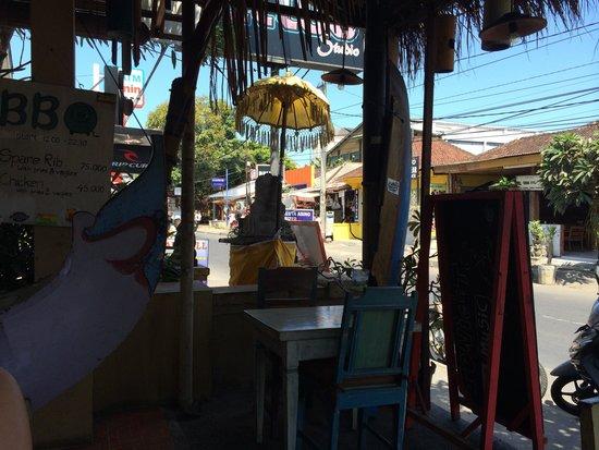Warung Coconut Tree: Love this Warung