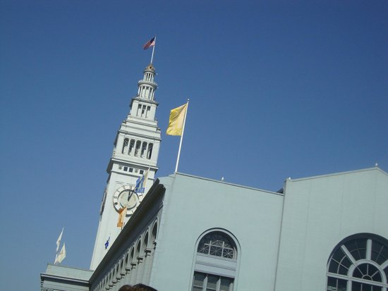 Ferry Building Marketplace: Ferry Building