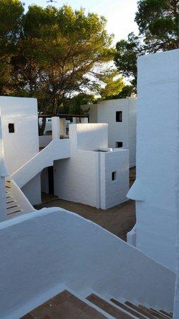 Hotel Casbah Formentera: Hostal casbah