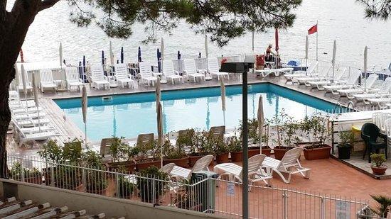 Hotel Mayola: Piscina privata hotel