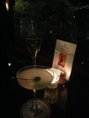 Nara Hotel : Bar
