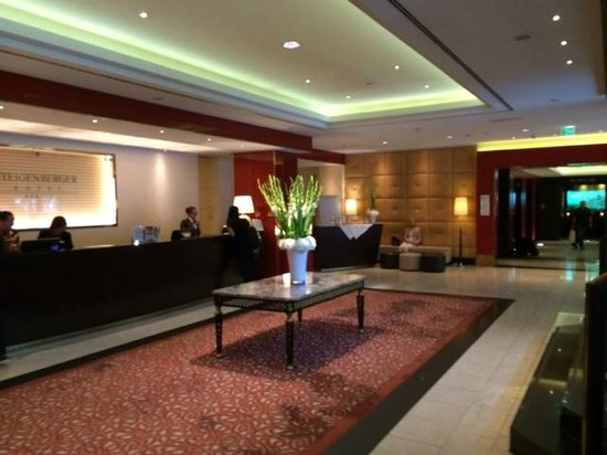Steigenberger Hotel Berlin: Lobby