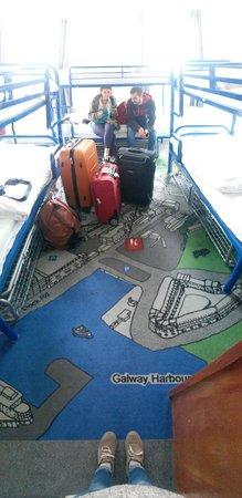 Kinlay Hostel Galway: Room 105
