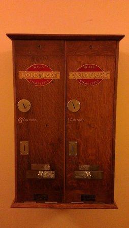 Augusta Hotel: Veel authentieke details