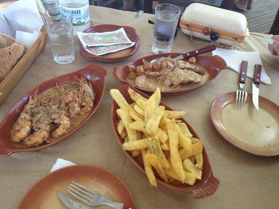 Avli: Dinner