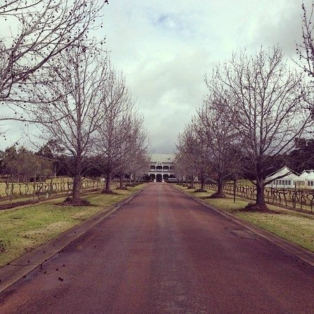 The Convent Hunter Valley: The Road to Somewhere Special