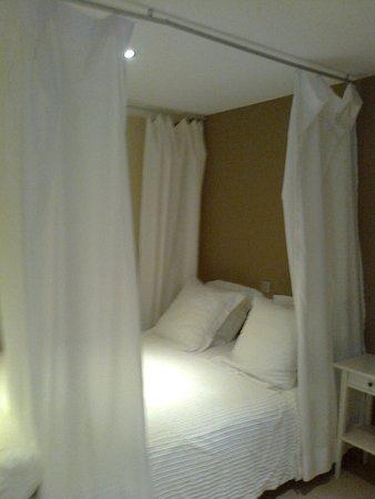 Le Darville: notre chambre