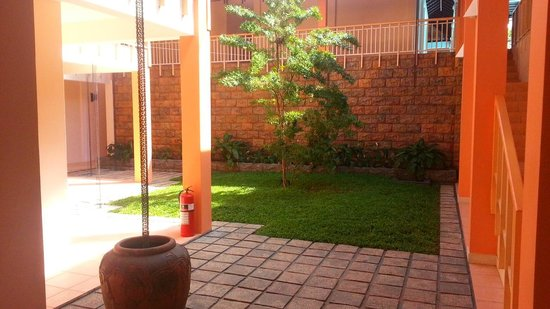 Aida Ayurveda & Holistic Health Resort: New Open area